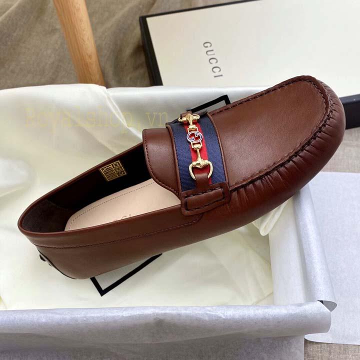 Giày lười nam Gucci siêu cấp 5801