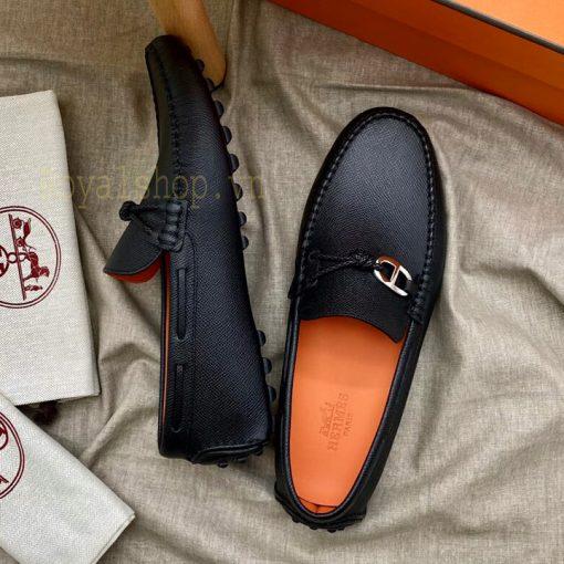 Giày lười nam Hermes siêu cấp 901
