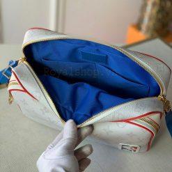 Phía bên trong túi LV siêu cấp 8878