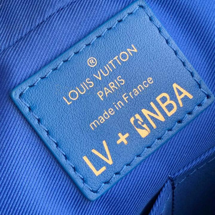 Tem da bên trong túi xách nam LV siêu cấp LVTN8878