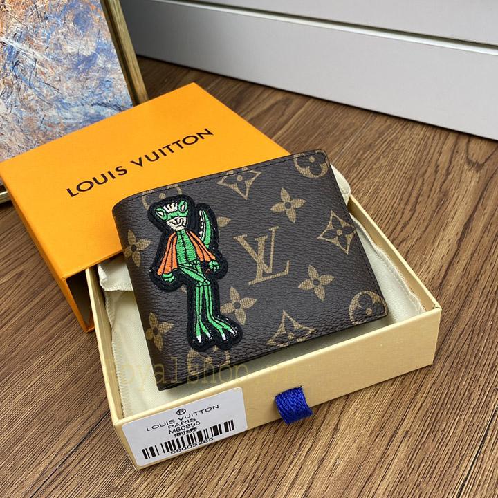 Royalshop.vn - Đại chỉ mua ví ngắn nam LV siêu cấp uy tín tại Hà Nội