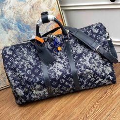 Túi xách du lịch LV nam siêu cấp năm 2021