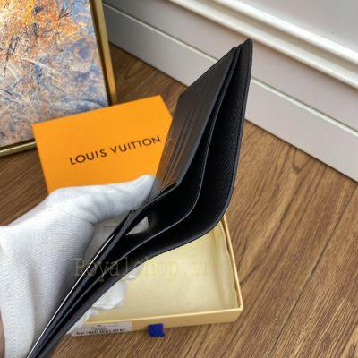 Bên trong ví ngắn nam LV