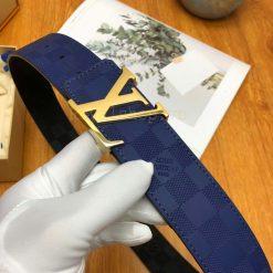 Mặt khóa LV được làm từ PVD cao cấp bền bỉ