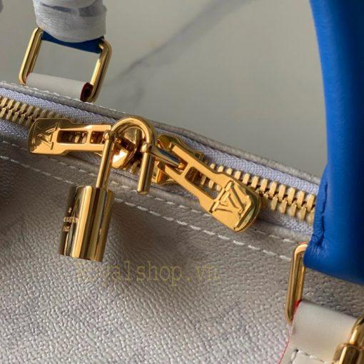 Ổ khóa và khóa kéo đôi được làm từ PVD cao cấp bền bỉ