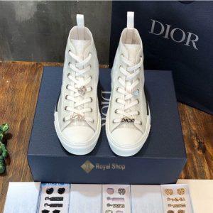 Giày Dior nam nữ siêu cấp DIG4004