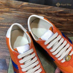 Giày Gucci màu cam bắt mắt
