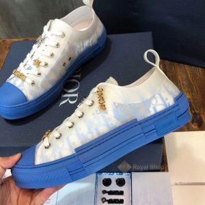 Chi tiết mặt bên của giày nam nữ Dior siêu cấp