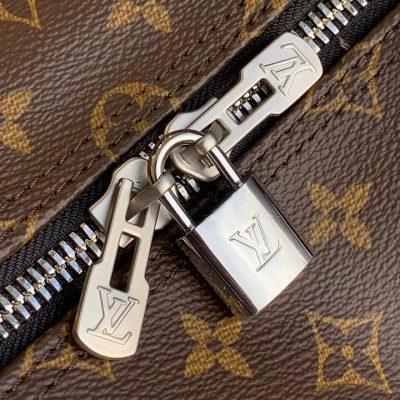 Ổ khóa và khóa kéo túi được làm PVD cao cấp
