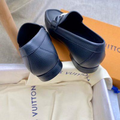Phần gót giày nam đế cao LV 8831