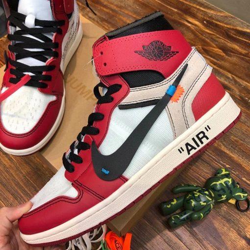 Cạnh bên của giày nam Nike Jordan siêu cấp JDGN7001