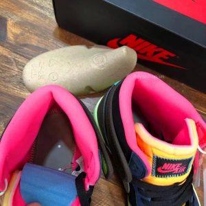 Chi tiết bên trong của giày JDGN6002