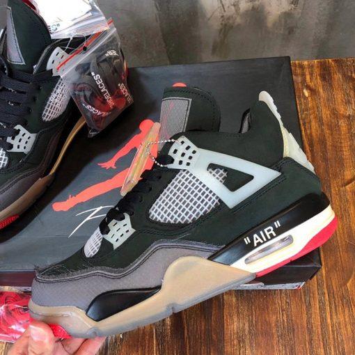 Mặt bên của giày nam nữ Nike JDGN6006