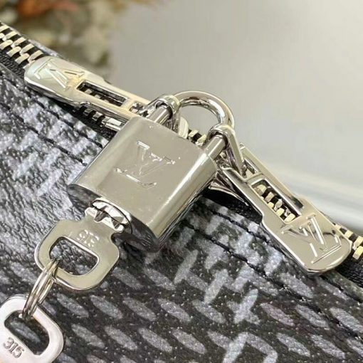 Ổ khóa và khóa kéo túi nam