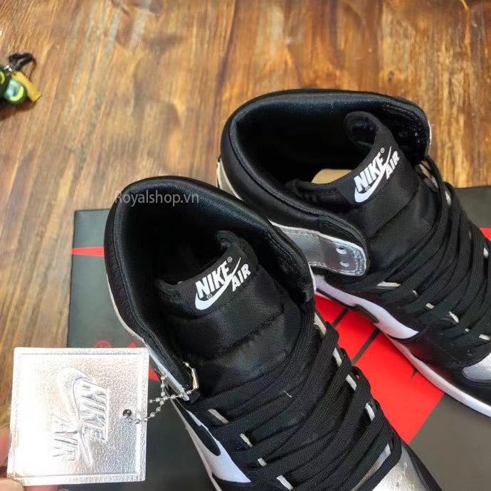 Phía bên trong giày Nike jordan nam nữ siêu cấp