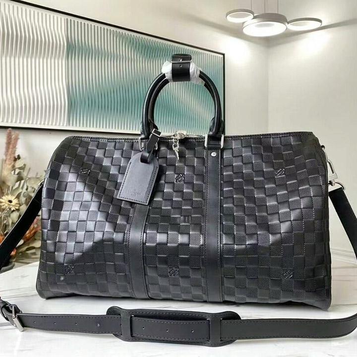 Túi du lịch Louis Vuitton nam siêu cấp 2021
