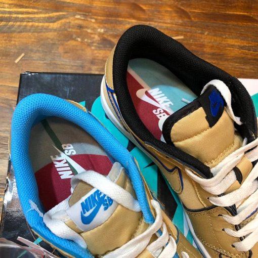 Bên trong giày nam nữ Jordan