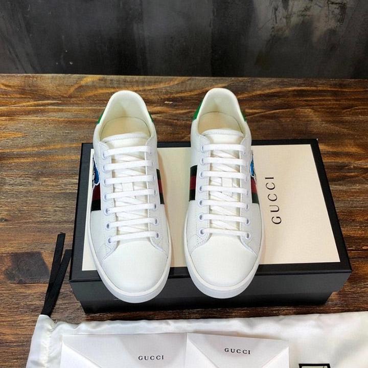 Giày sneaker Gucci hình vịt donald siêu cấp 2021