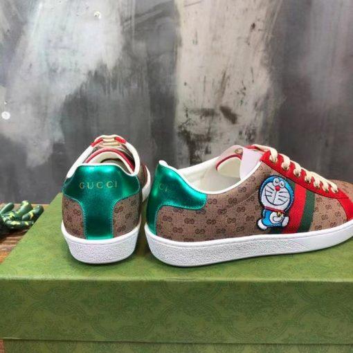 Gót giày unisex Gucci