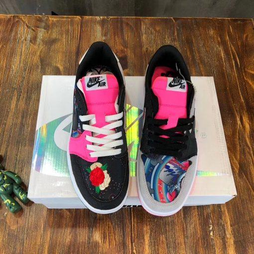Mẫu giày nam nữ Nike Jordan đẹp 2021