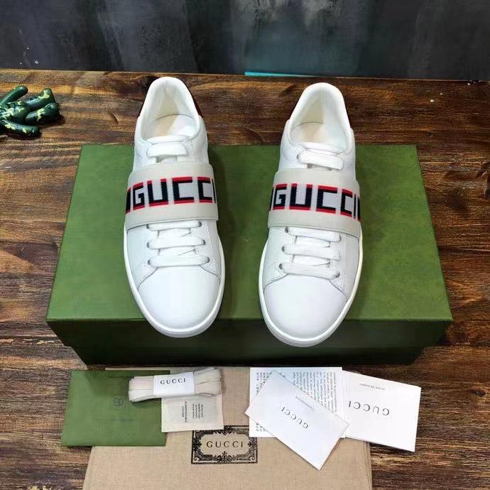 Mẫu giày sneaker Gucci siêu cấp đẹp 2021