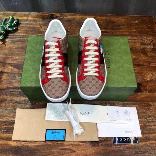 Mãu giày sneaker unisex hình doremon siêu cấp đẹp 2021