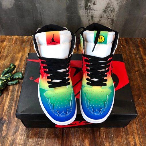 Mẫu giày unisex Nike Jordan đẹp 2021