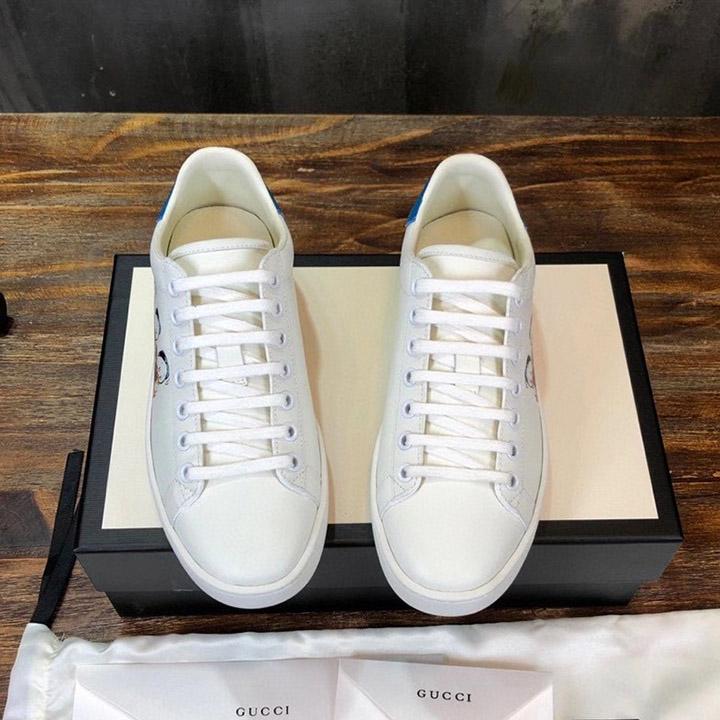 Mẫu giày unisex sneaker Gucci siêu cấp 2021
