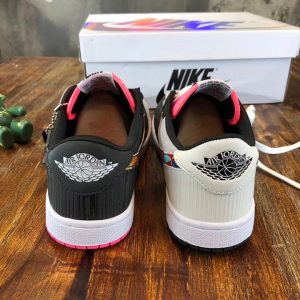 Mũi giày được làm khác biệt đẹp mắt