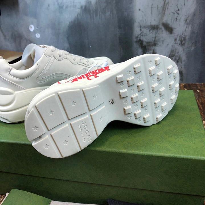 Phần đế của giày Rhytun Gucci unisex GCGN5002