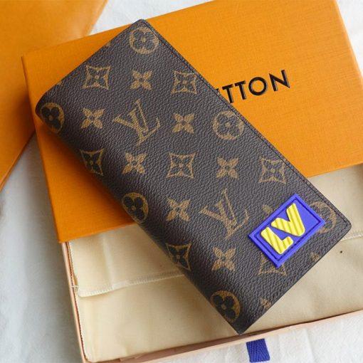 Ví dài Louis Vuitton nam cầm tay