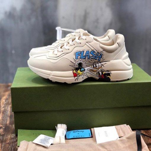 Giày nam sneaker Rhyton siêu cấp đẹp 2021