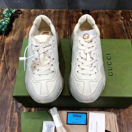 Giày sneaker nam Rhyton Gucci siêu cấp đẹp 2021