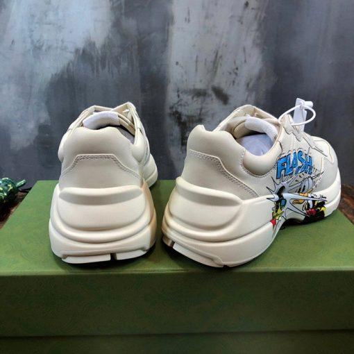 Gót giày nam sneaker Rhuton