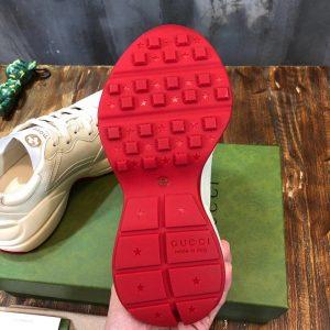 Phần đế giày unisex Gucci