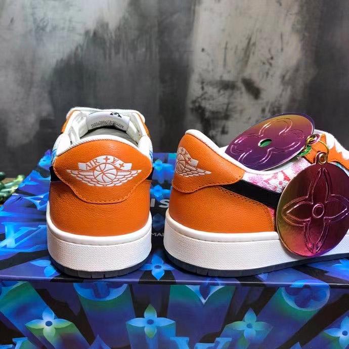 Phần gót của giày LV nam LVGN4601