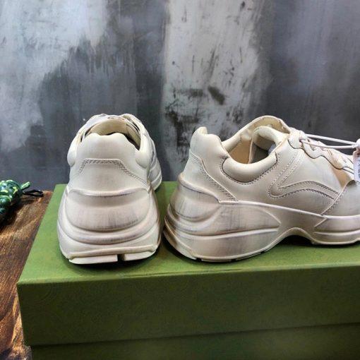 Phần gót giày Rhyton sneaker nam GCGN5203