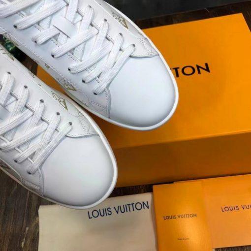 Phần mũi giày sneaker nam Louis Vuitton